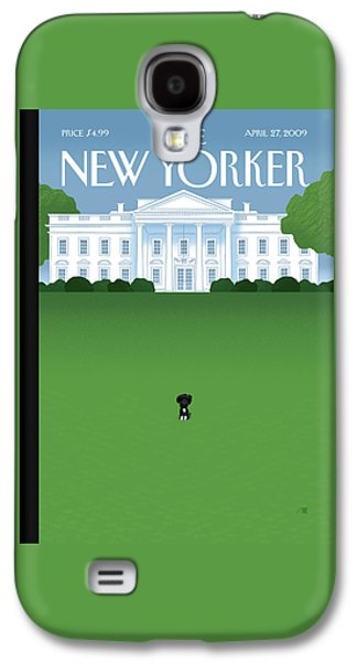 New Yorker April 27th, 2009 Galaxy S4 Case