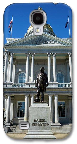 Usa, New Hampshire, Concord, New Galaxy S4 Case by Walter Bibikow