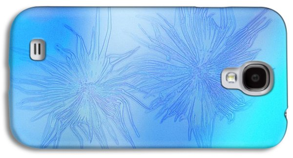 Abstract Polarised Light Micrograph Galaxy S4 Case
