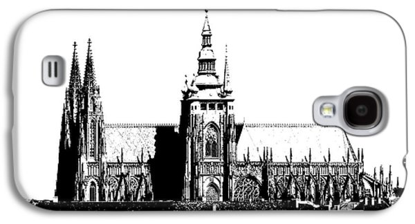 Cathedral Of St Vitus Galaxy S4 Case