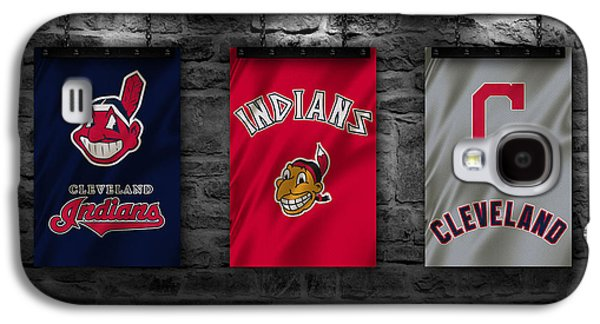 Cleveland Indians Galaxy S4 Case