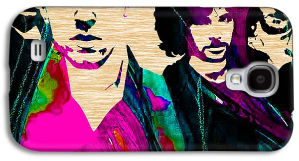 Coldplay Collection Galaxy S4 Case by Marvin Blaine