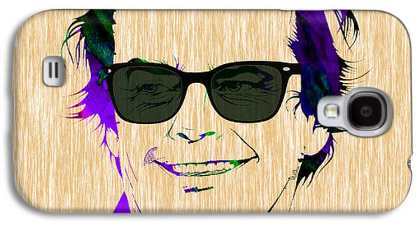 Jack Nicholson Collection Galaxy S4 Case by Marvin Blaine