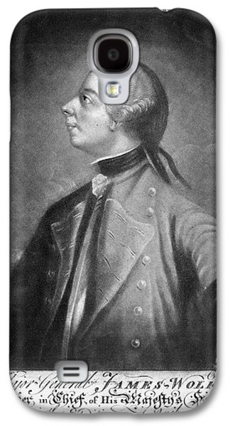 James Wolfe (1727-1759) Galaxy S4 Case by Granger