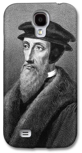 John Calvin (1509-1564) Galaxy S4 Case by Granger