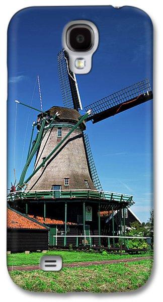 Netherlands, North Holland, Zaanstad Galaxy S4 Case by Miva Stock