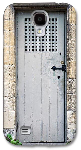 Dungeon Galaxy S4 Case - Old Door by Tom Gowanlock