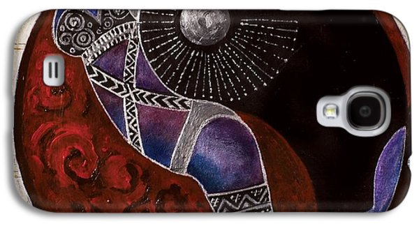 Untitled Galaxy S4 Case by Sabira Manek