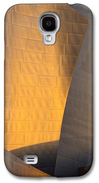 Disney Concert Hall Galaxy S4 Case by Robert Jensen