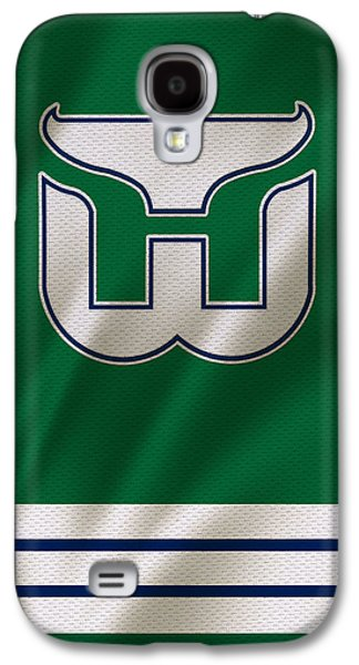 Hartford Whalers Galaxy S4 Case