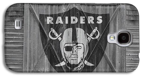 Oakland Raiders Galaxy S4 Case