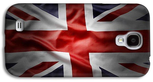 Union Jack  Galaxy S4 Case
