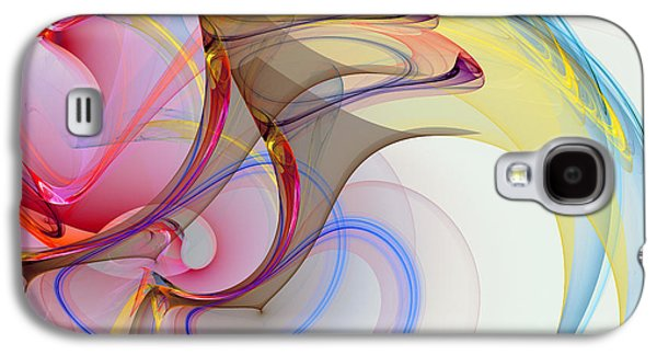 956 Galaxy S4 Case by Lar Matre
