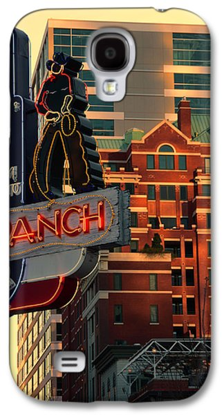 95.9 The Ranch  Galaxy S4 Case