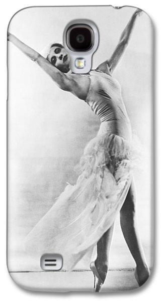 A Ballet Dancer Galaxy S4 Case