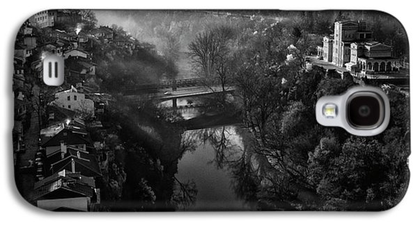Town Galaxy S4 Case - A Beautiful Morning In Veliko Tarnovo by Andrei Nicolas -