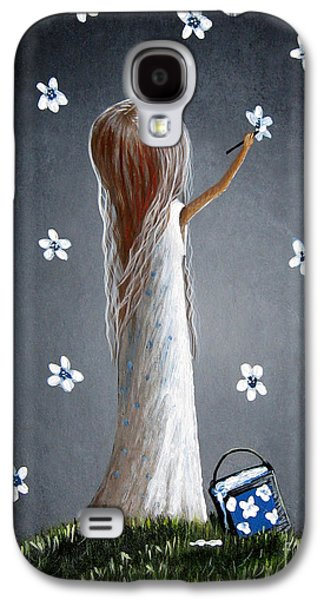 Whimsical Paintings Galaxy S4 Case