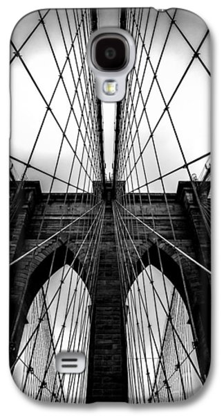 A Brooklyn Perspective Galaxy S4 Case by Az Jackson