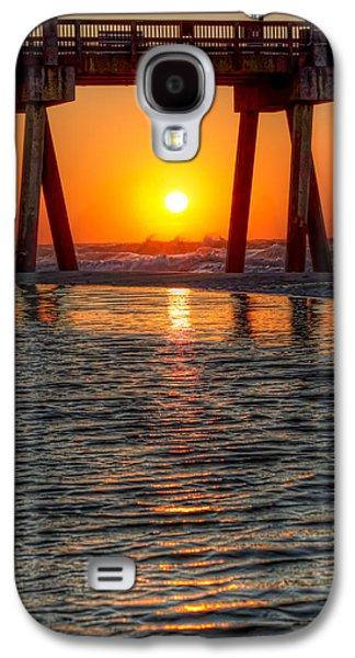 A Captive Sunrise Galaxy S4 Case