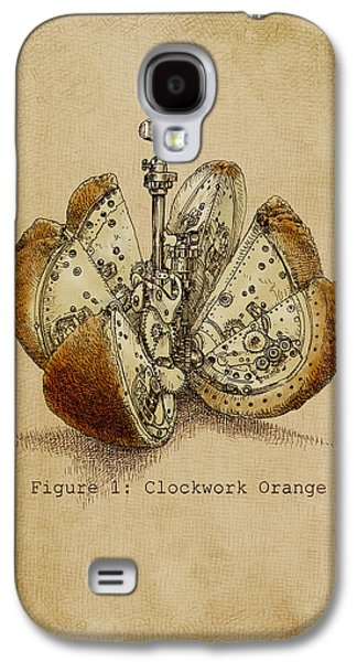 A Clockwork Orange Galaxy S4 Case by Eric Fan
