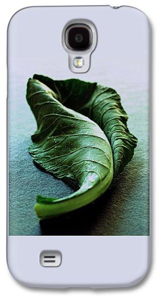 A Collard Leaf Galaxy S4 Case