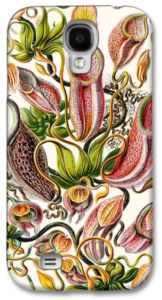 A Collection Of Nepenthaceae Galaxy S4 Case