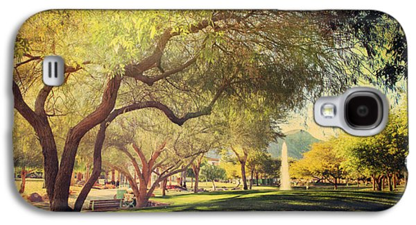 A Day For Dreaming Galaxy S4 Case by Laurie Search