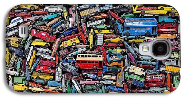 A Drive Down Memory Lane Galaxy S4 Case by Tim Gainey