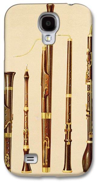 A Dulcian, An Oboe, A Bassoon Galaxy S4 Case