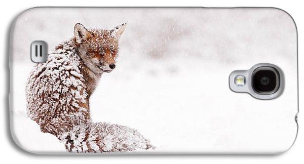 A Red Fox Fantasy Galaxy S4 Case