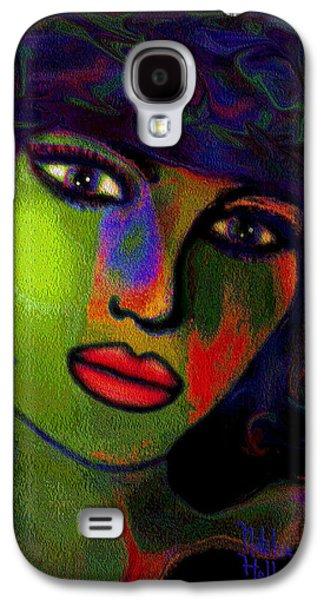 A Girl Galaxy S4 Case