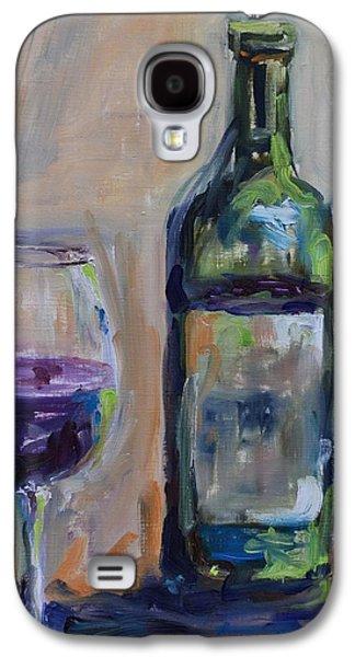 A Good Pour Galaxy S4 Case by Donna Tuten
