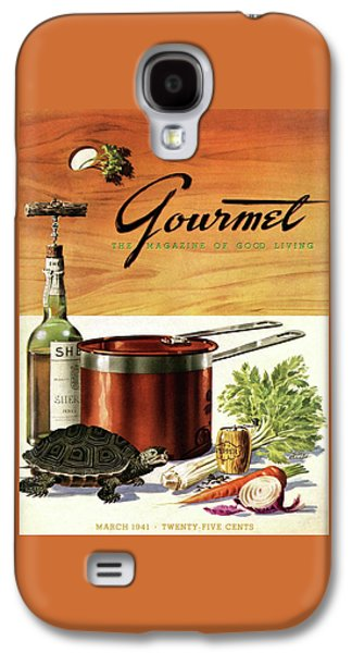 A Gourmet Cover Of Turtle Soup Ingredients Galaxy S4 Case