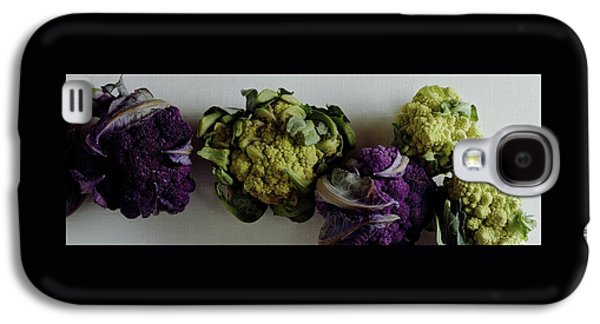 A Group Of Cauliflower Heads Galaxy S4 Case