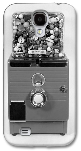 A Gumball Machine Galaxy S4 Case by Underwood Archives