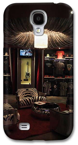 A Hard Rock Life Galaxy S4 Case by Laurie Search