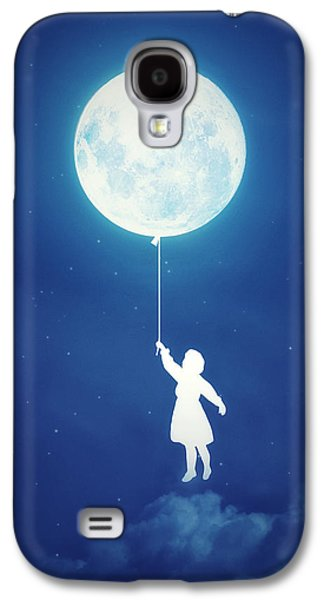 A Journey Of The Imagination Galaxy S4 Case by Philipp Rietz