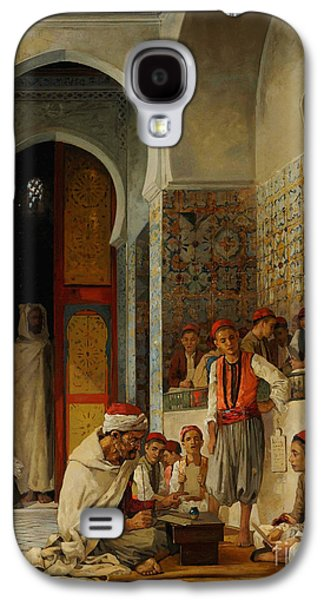 A Lesson In The Koran Galaxy S4 Case