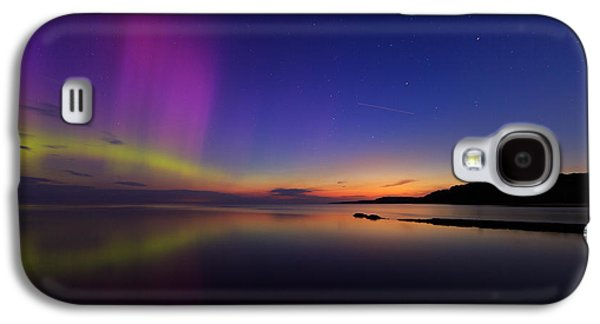 A Majestic Sky Galaxy S4 Case by Everet Regal