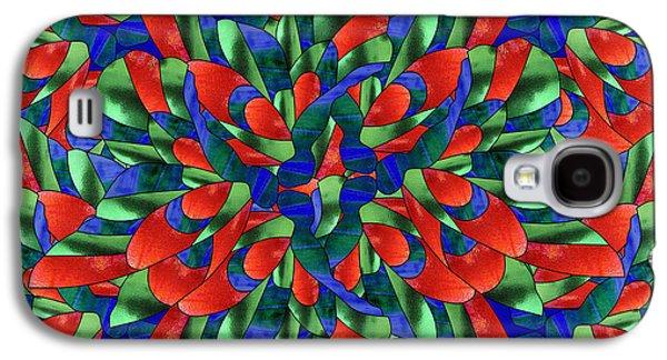 A Maze Of Nature Galaxy S4 Case by Georgiana Romanovna