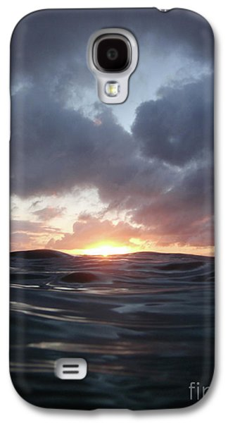 A Mermaid's Point Of View Galaxy S4 Case by Suzette Kallen
