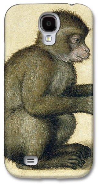 A Monkey Galaxy S4 Case