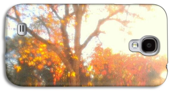 Light Galaxy S4 Case - A Morning Dream by CML Brown