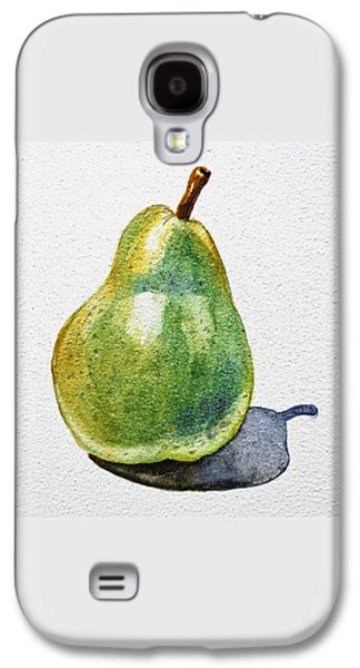 A Pear Galaxy S4 Case