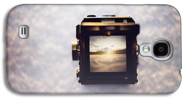 A Photographer's Perspective Galaxy S4 Case by Amber Fite
