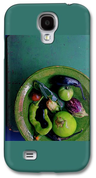 A Plate Of Vegetables Galaxy S4 Case