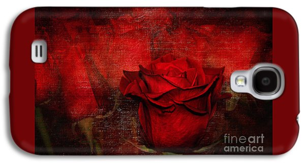 A Rose For You Galaxy S4 Case
