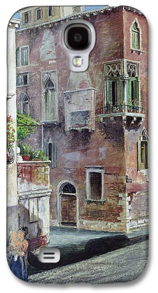 A Scene In Venice Galaxy S4 Case