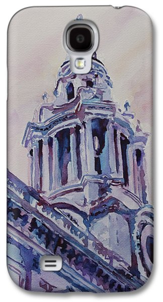 Wren Galaxy S4 Case - A Spire Of Saint Paul's by Jenny Armitage