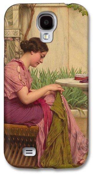 A Stitch Is Free Or A Stitch In Time 1917 Galaxy S4 Case
